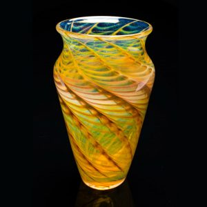 John Krizan Satellite GlassWorks basket series